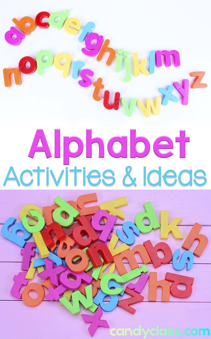 Alphabet Activities and Ideas