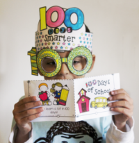 100th day small