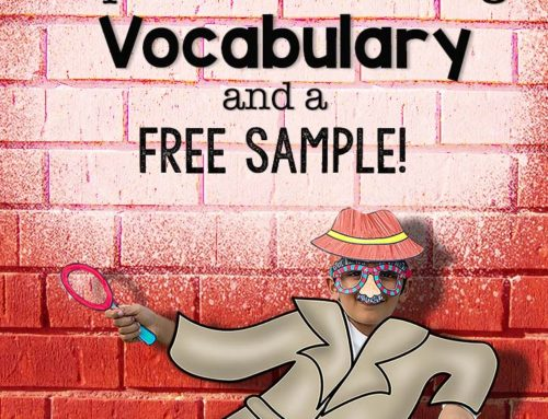 Tips for Increasing Vocabulary and a Free Sample