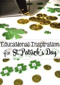St Patricks day tricky words