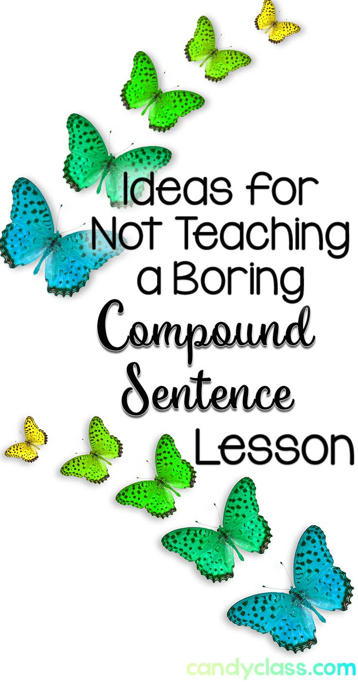 Compound Sentences 1B