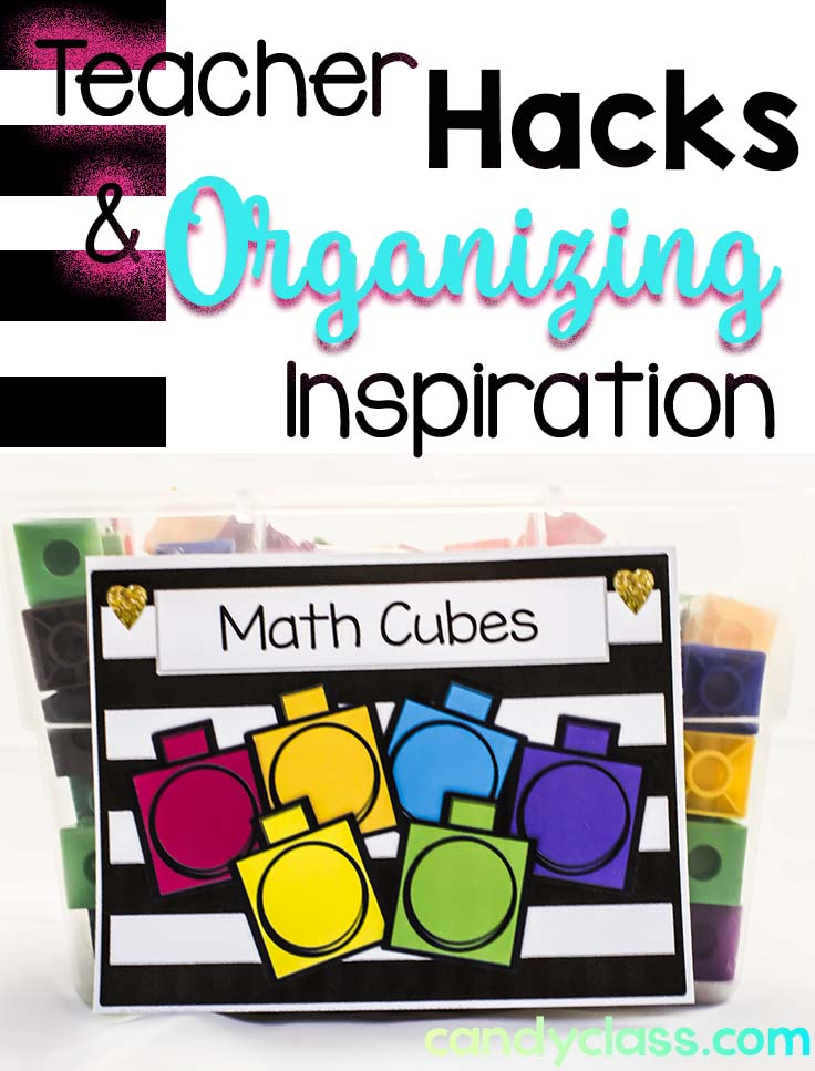 Supply label image of Math Cubes