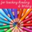 Using Strategies to Teach Reading & Writing