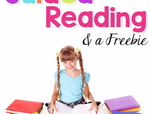 Strategy Share: Teaching Strategies to use During Guided Reading & Freebies