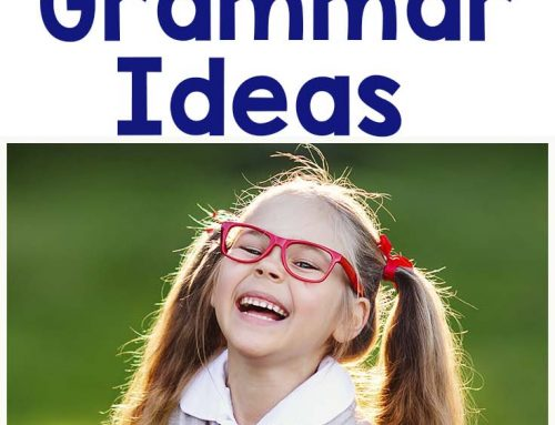 Improve Students' Writing with These Grammar Ideas for Primary