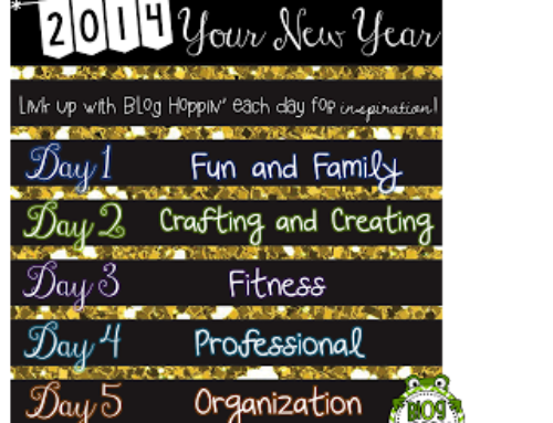 Happy 2014!!! Linking up with Blog Hoppin' Day 2