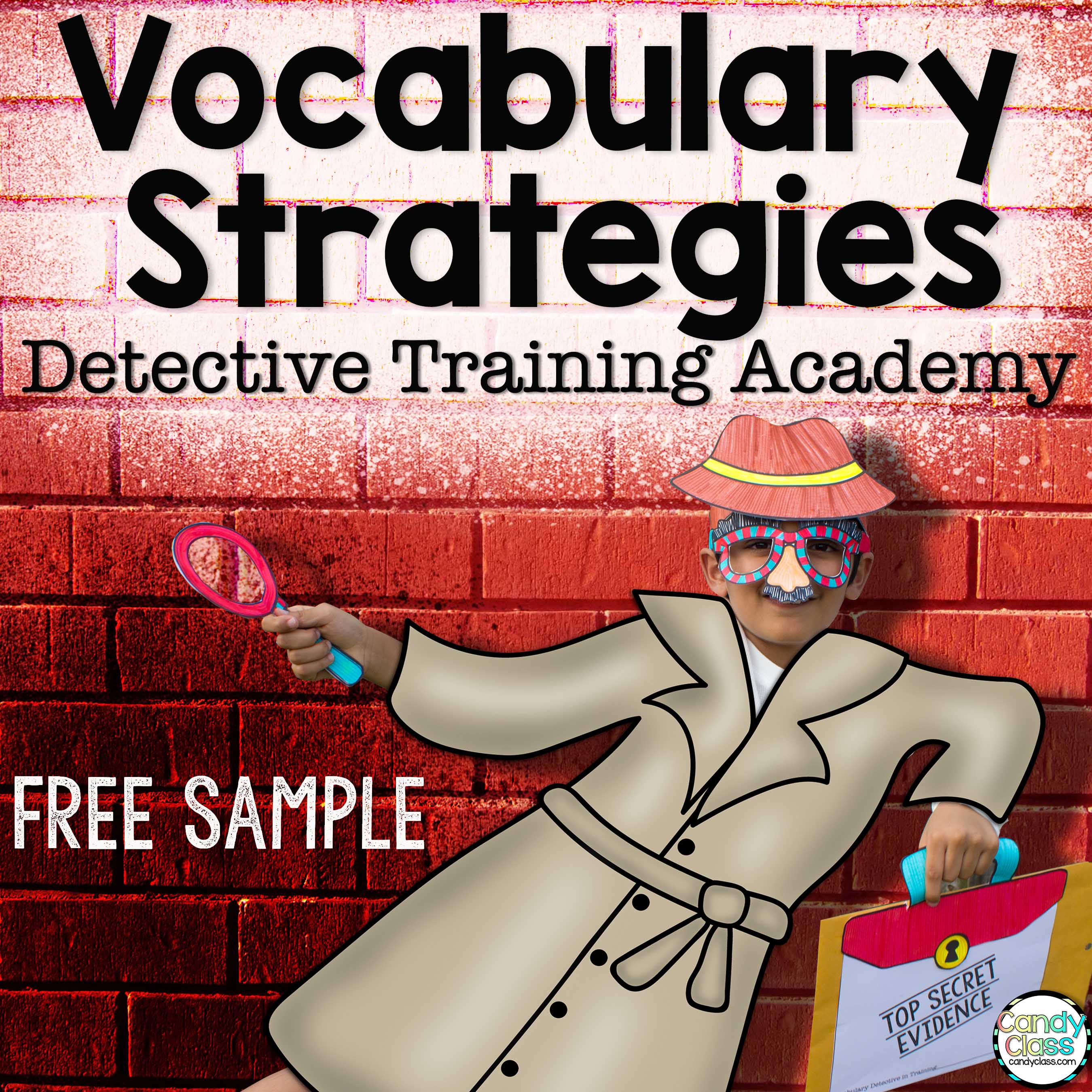 Vocabulary Strategies Free Sample
