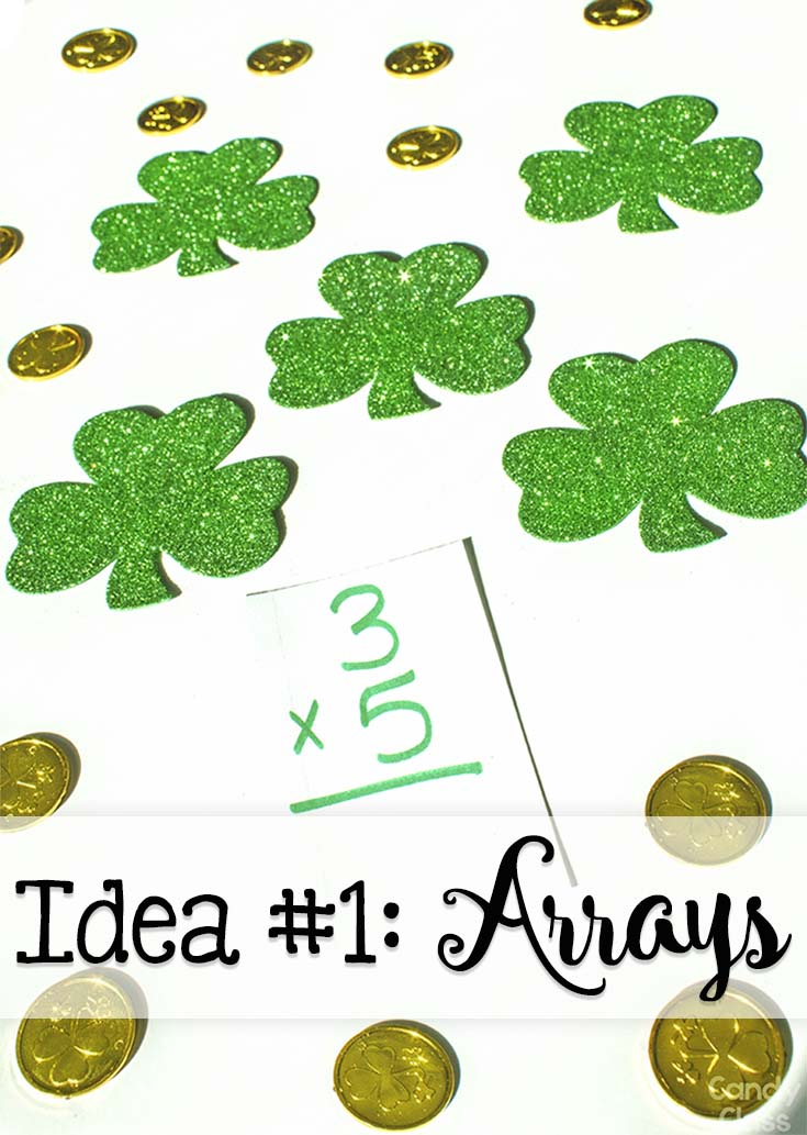 St Patricks day array tip