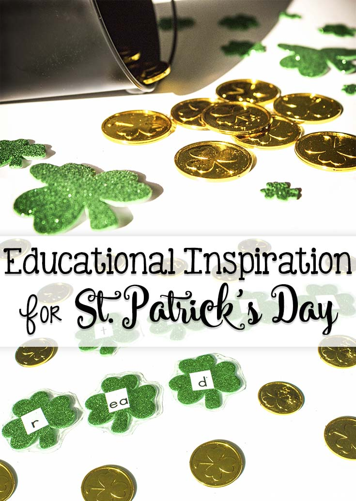 Educational Inspiration for St. Patrick's Day
