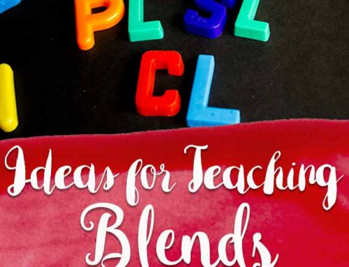 Blending those Blends & Free Blend Posters