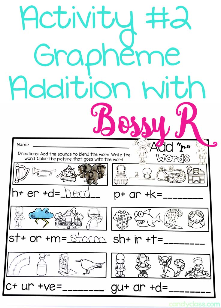 Bossy R Blog 24: Bossy R Phonics Worksheets At Alzheimers-prions.com