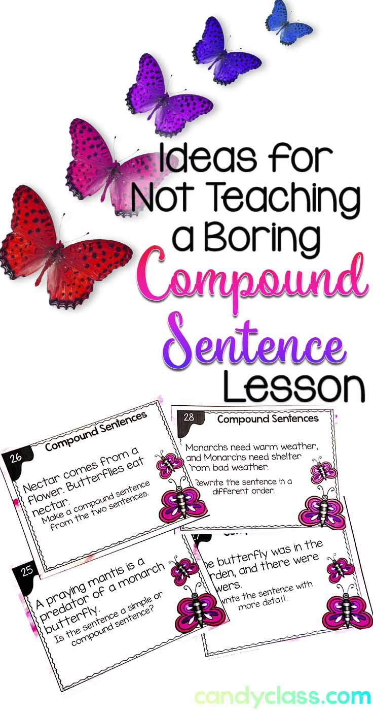Various Ways to Work with Compound Sentences
