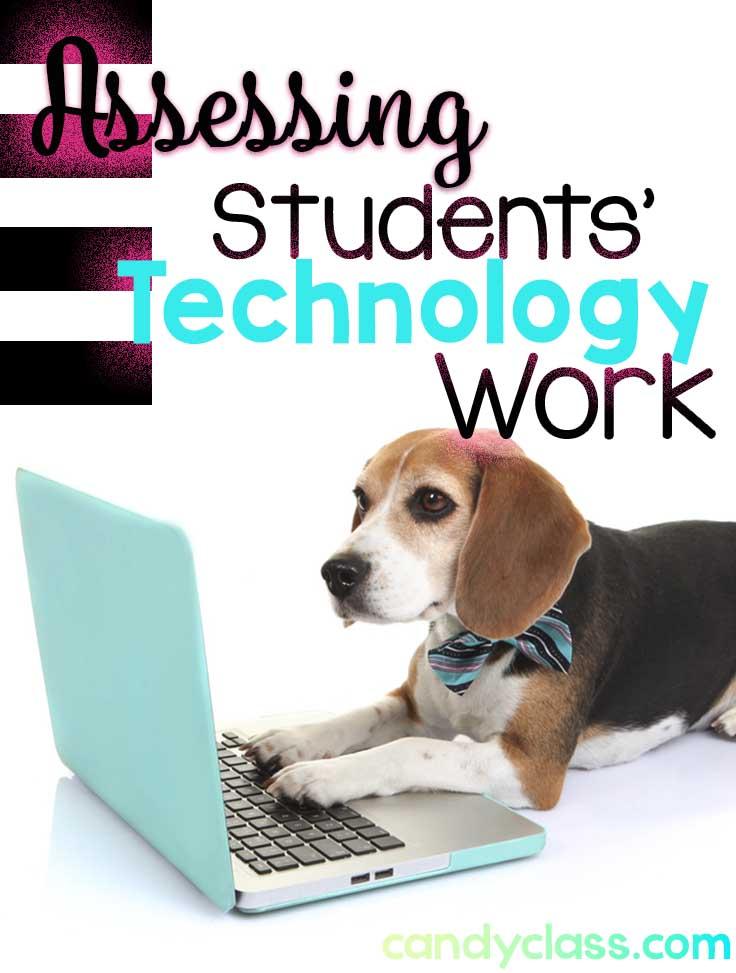 Assessing Students' Technology Work