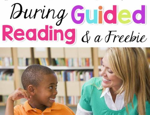 Strategy Share: Fun Ways for Previewing Texts & a Freebie