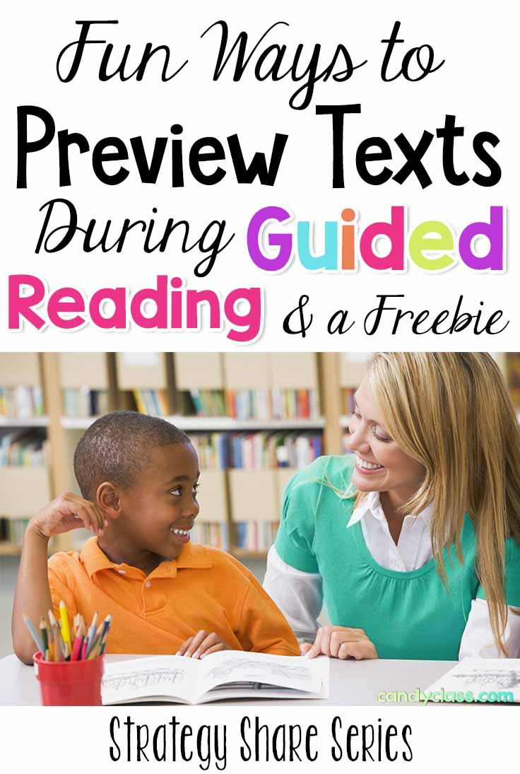 Reading Strategies for Previewing Texts