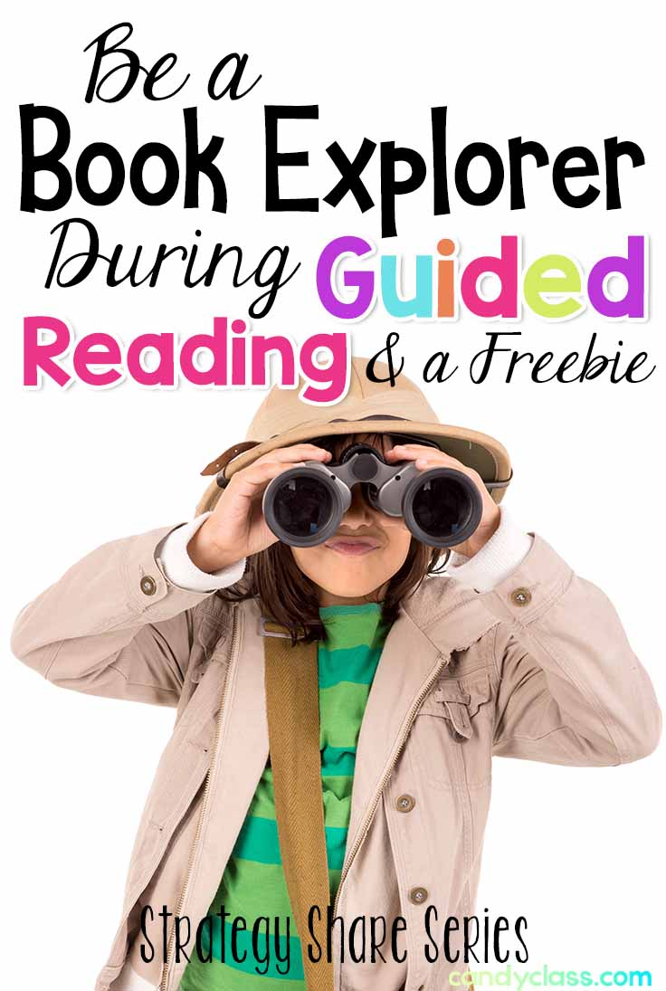 Book Explorer Reading Strategy