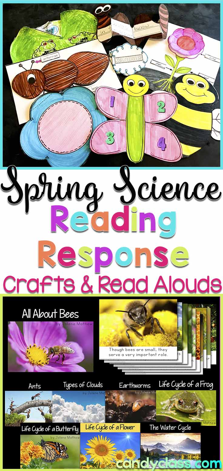 Fitting science in the primary class is as simple as using crafts and read alouds
