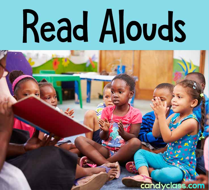 Read Alouds with Science Books