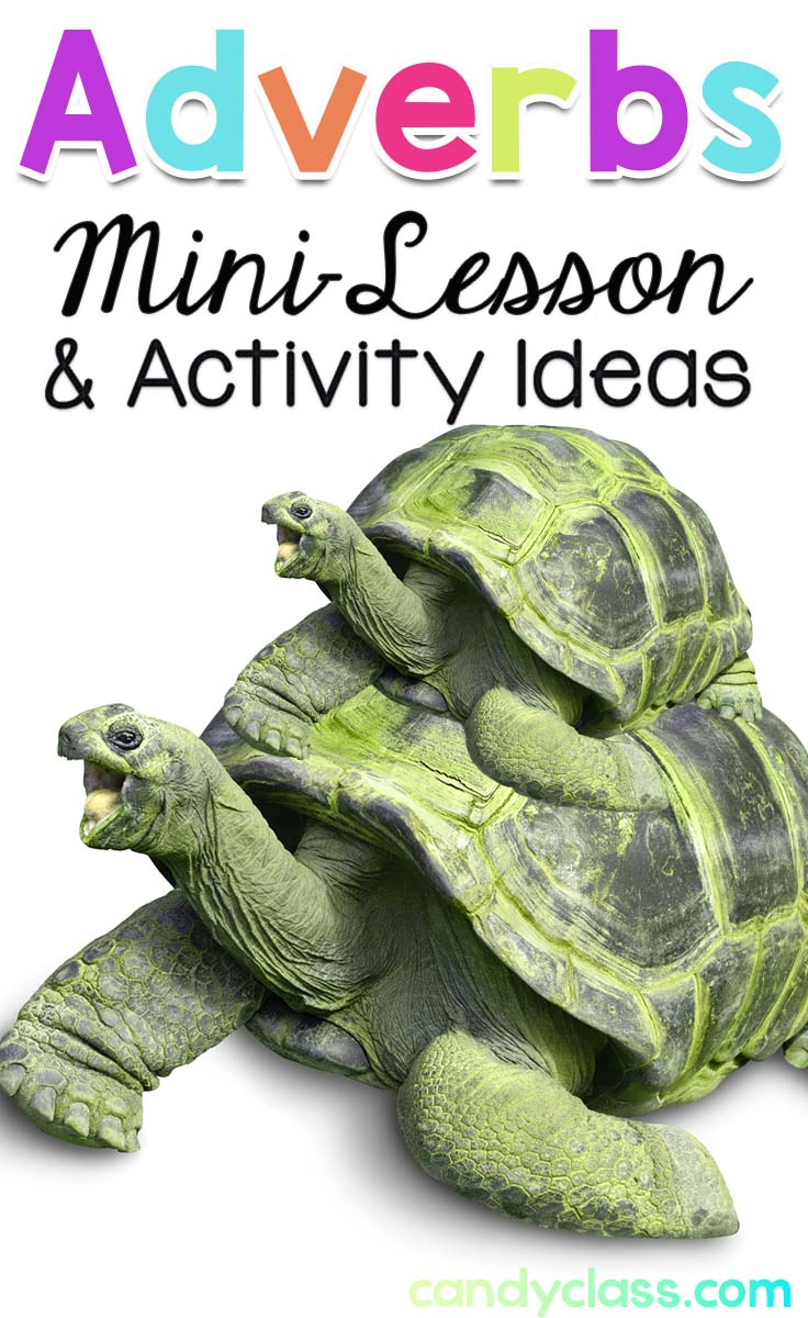 Adverbs Mini-Lesson & Activity Ideas