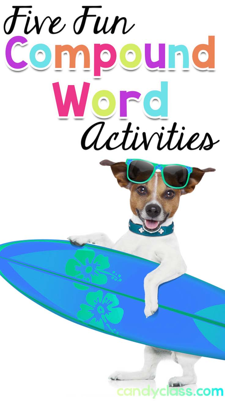 Five Fun Compound Word Activities