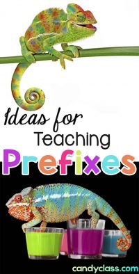 Ideas for Teaching Prefixes in the Primary Grades