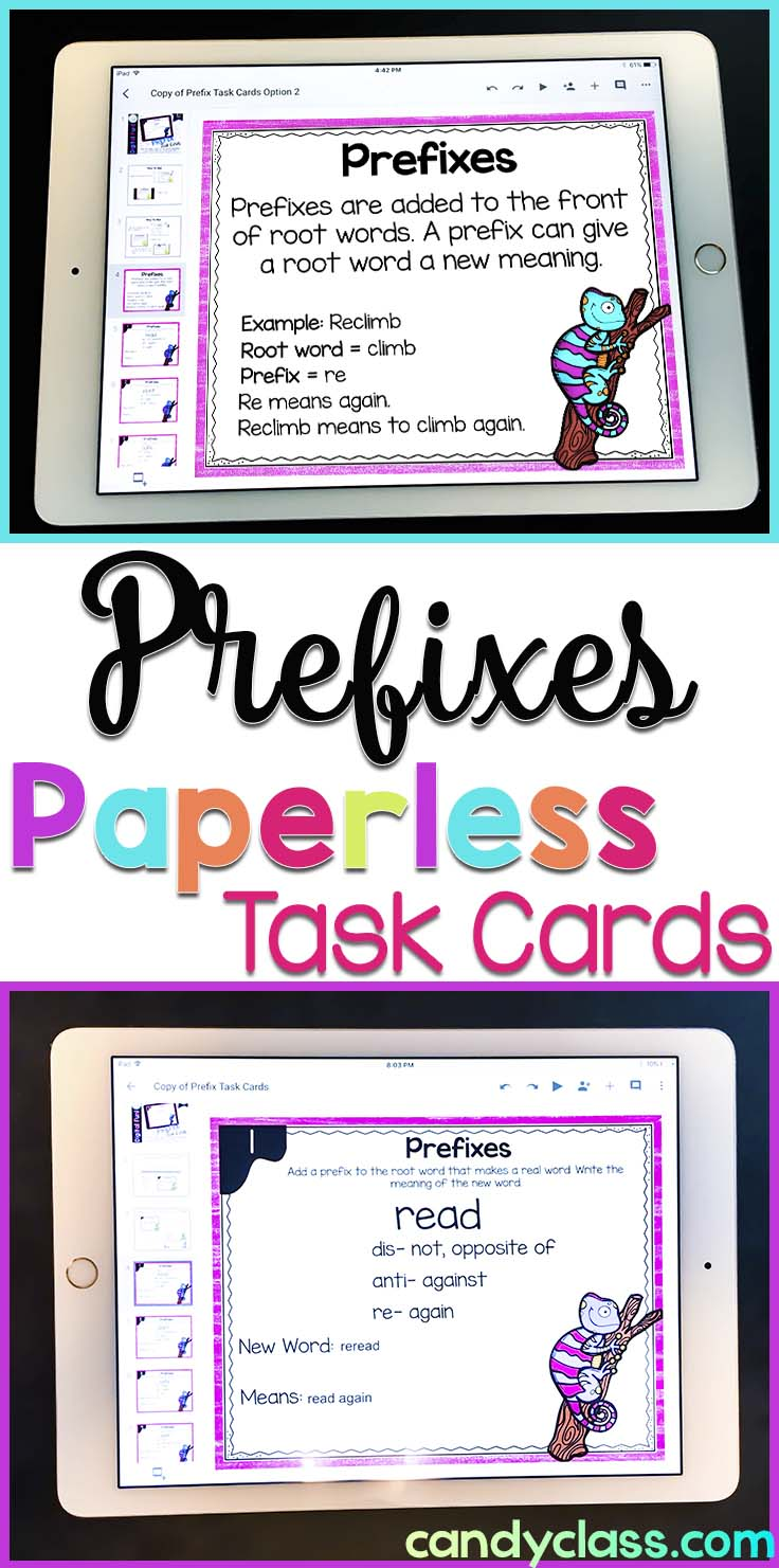 Strengthen Vocabulary Skills with these Ideas for Teaching Prefixes in 2nd Grade