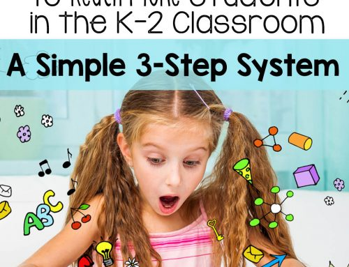Use Tech Creatively in K-2: A Simple 3-Step System