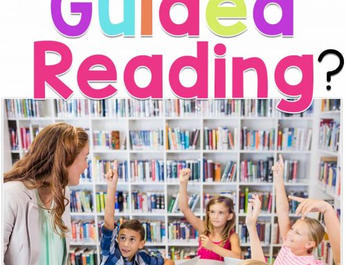Why Go Digital with Guided Reading?