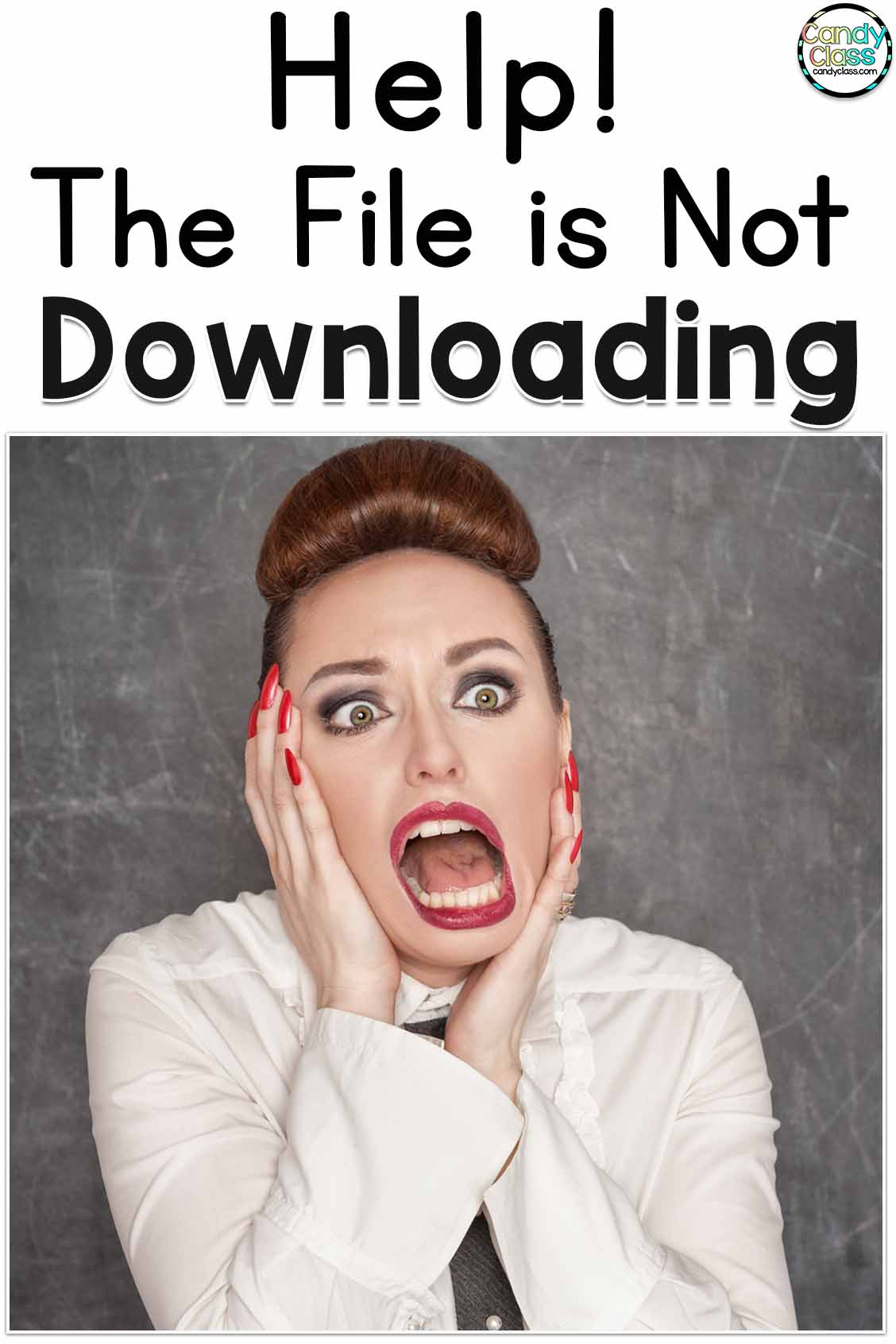 Help! The File is Not Downloading
