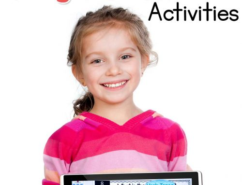 Engaging First Grade Google Classroom Digital Activities for ELA Centers